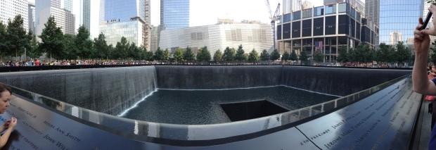 9/11 memorial pools
